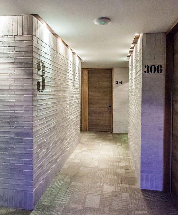 Couloir Hôtel Mika